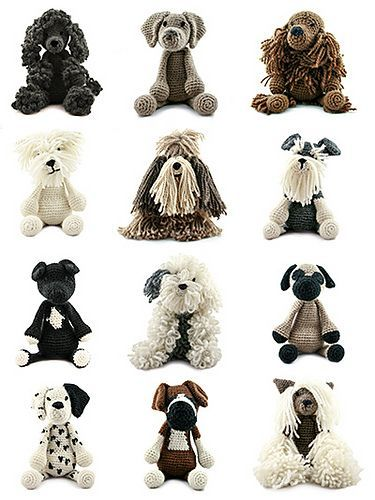 Edwards Menagerie Dogs
