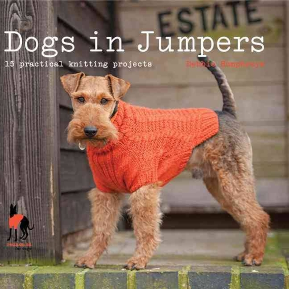 Dogs In Jumpers Pattern Book