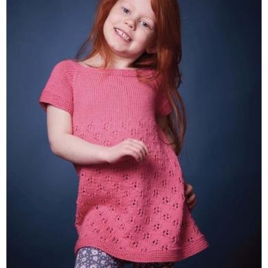 Heirloom 8 Ply Cotton Dress Pattern 505