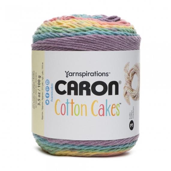 Caron Cotton Cakes 100g - Calico Flower