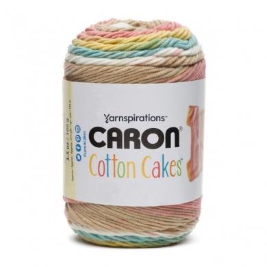 Caron Cotton Cakes 100g - Boho Floral