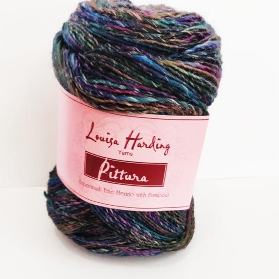 Louisa Harding Pittura - Flaming June 622