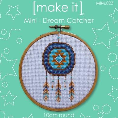 Make It Cross Stitch Dream Catcher Kit