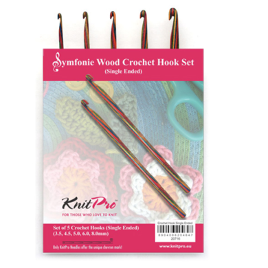 Knitpro Symfonie Crochet Hook Set