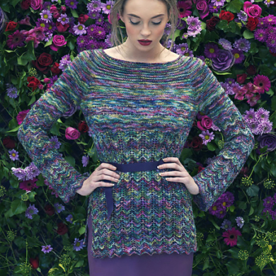 Louisa Harding Elderberry Sweater