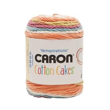 Caron Cotton Cakes 100g - Garden Oasis
