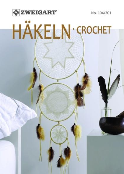 Zweigart Hakeln Crochet Book