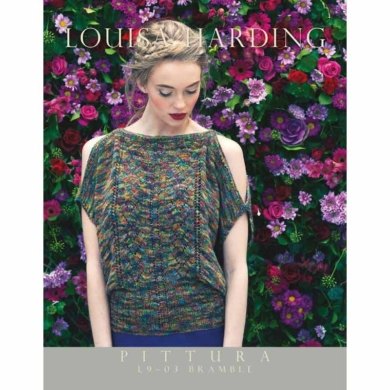 Louisa Harding Bramble Top Pattern