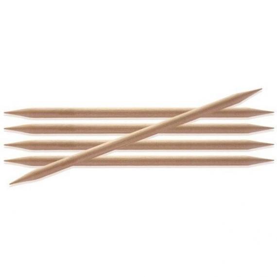 Knitpro Birch Basix Double Pointed Needles