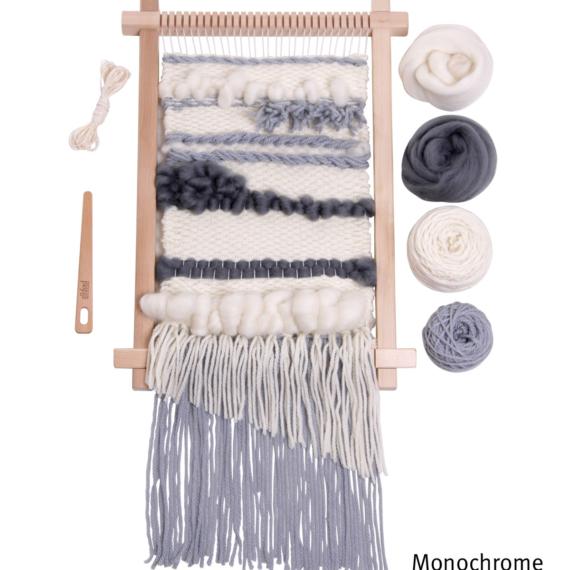 Ashford Weaving Starter Kit - Monochrome
