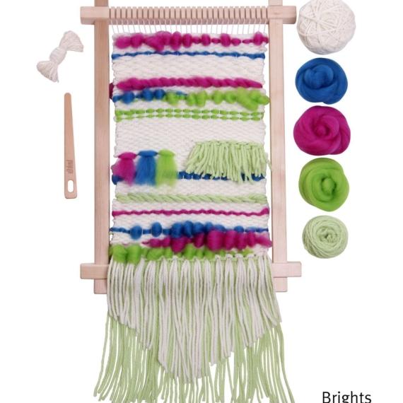 Ashford Weaving Starter Kit - Brights