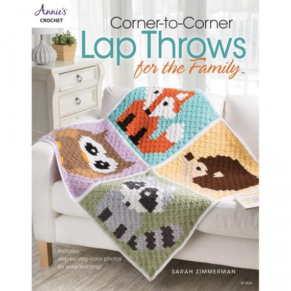 Corner To Corner Lap Throws