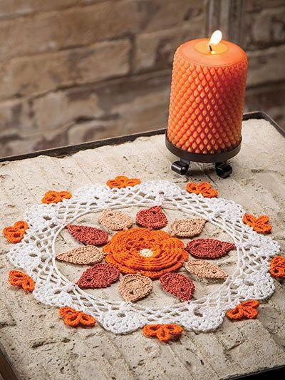 A Bakers Dozen: Easy Crochet Doilies