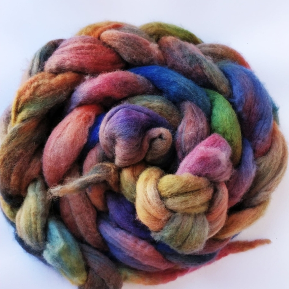 Heirloom Merino Magic 8 Ply - Musk