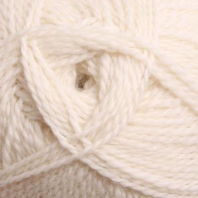 Ashford Tekapo 8 Ply 100g Natural White