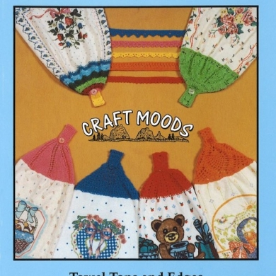 More Towel Tops - Craft Moods