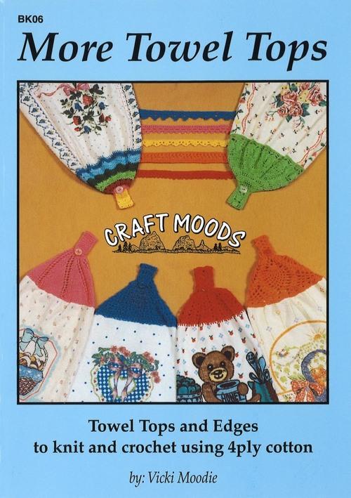 More Towel Tops - Craft Moods