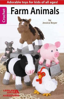 Crochet Farm Animals