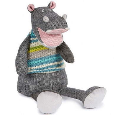 Herbert The Hippo Toy