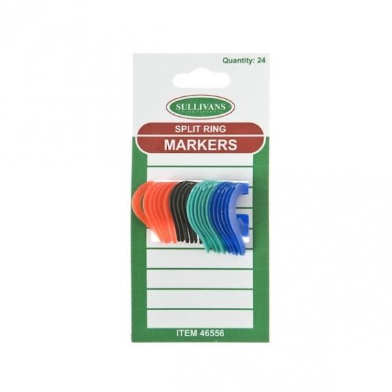 Sullivans Split Ring Markers