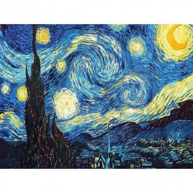 Diamond Dotz - Starry Night Van Gogh