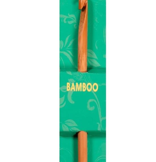 3.25cm Bamboo Crochet Hook 15cm