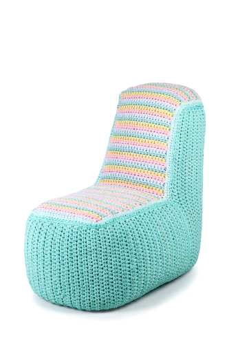 Hoooked Crochet Pattern XXL Lounge Chair Zpagetti