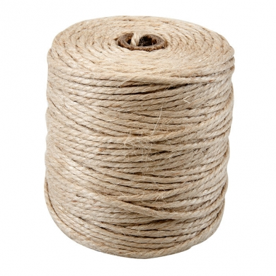 Natural Jute Twine 4mm 140m