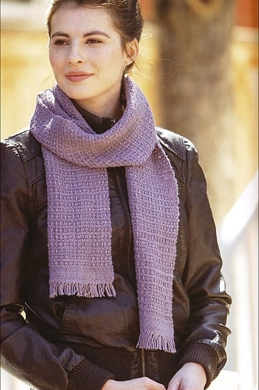 Woven Scarves : 26 inspired designs for the Rigid Heddle Loom