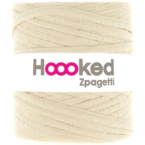 Hoooked Zpagetti Cotton T-shirt Yarn 800g- Beige