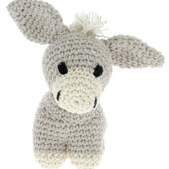 Hoooked Crochet Kit Joe Donkey