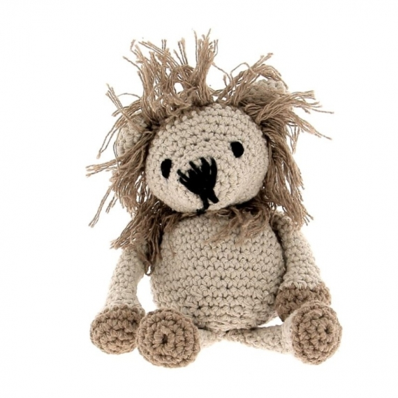 Hoooked Crochet Kit Leroy Lion