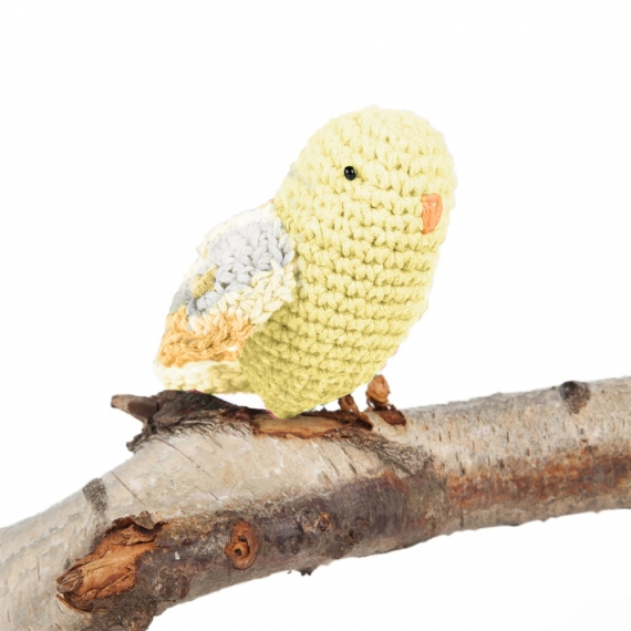 Hoooked Crochet Kit Love Bird
