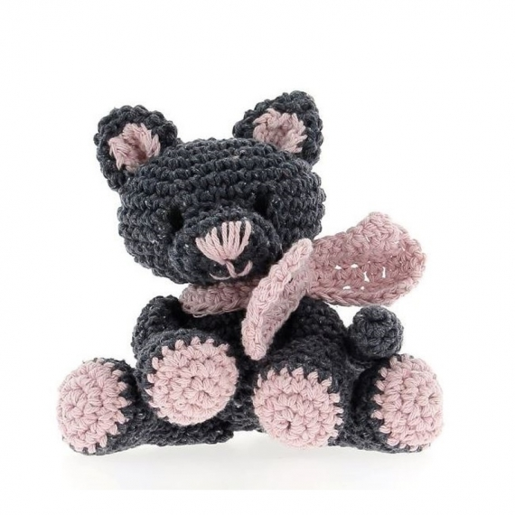 Hoooked Crochet Kit Kyra Kitten