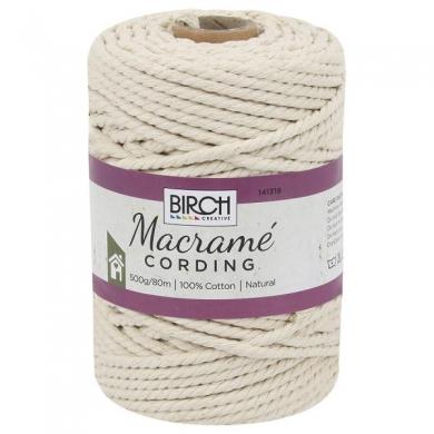 Macrame Cotton Cord 500g