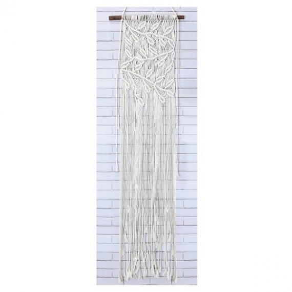 Macrame Wall Hanging Kit - Leaves & Branches