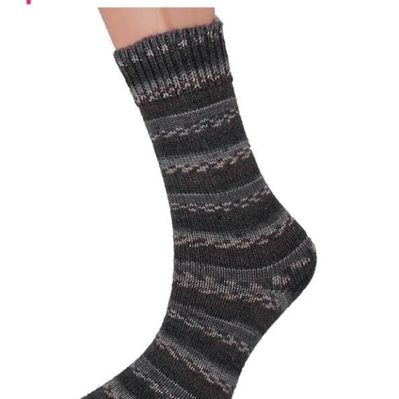Phildar Sock Pattern