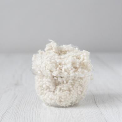 Merino Wool Nepps 1kg
