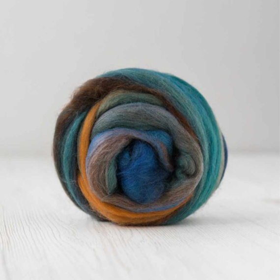 Extra Fine Merino Wool Roving 700g - Champs-Élysees