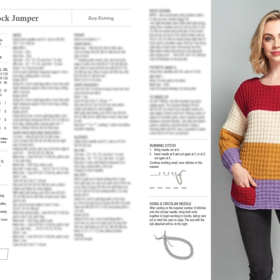 Heirloom Quick And Chunky Pattern Book