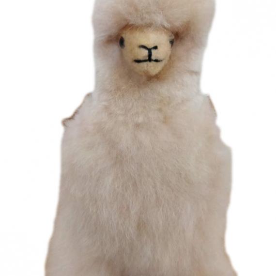 Alpaca Fleece Toy - Large