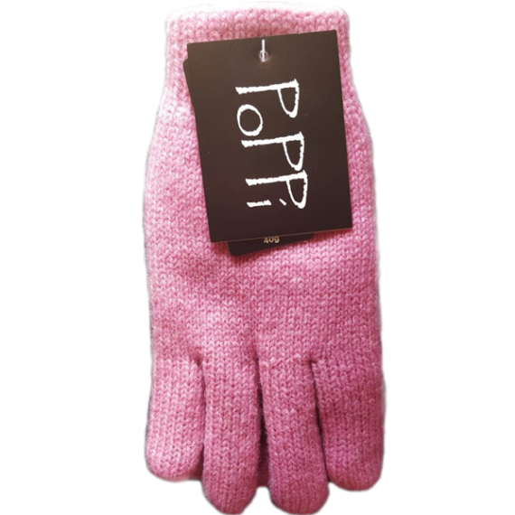 Avenel Wool Gloves With Lining - Pink