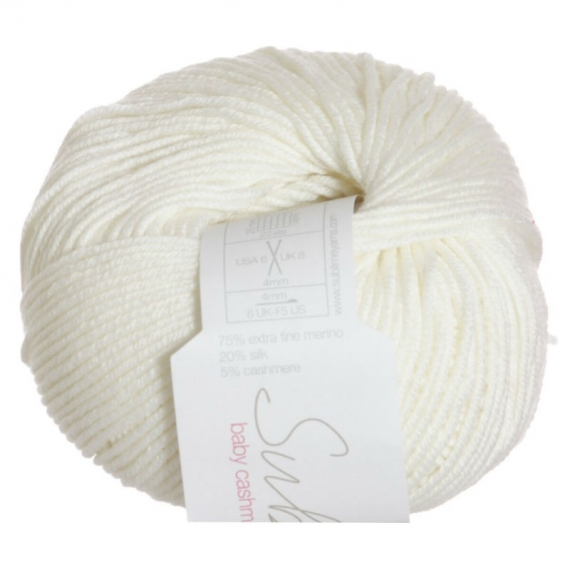 Sublime Baby Cashmere Merino Silk 8 Ply - Waterlilly 005