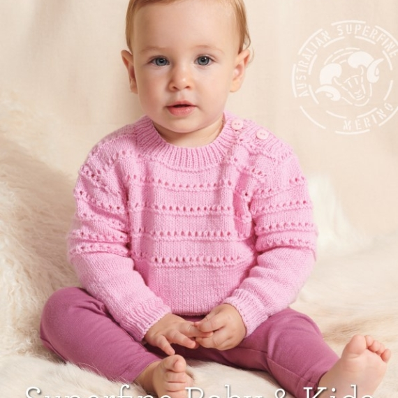 Cleckheaton Superfine Baby Collection Book 3016