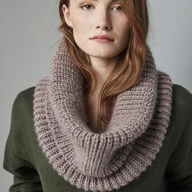 Erika Knight Runswick Cowl Pattern