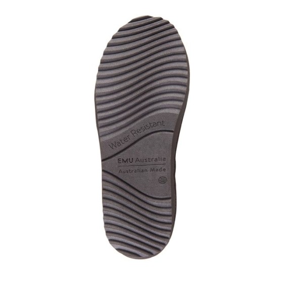 Emu Outback Lo Sheepskin Boots Chestnut