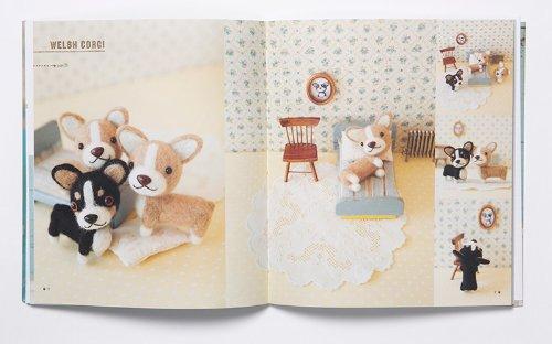 Felt Dogs Book