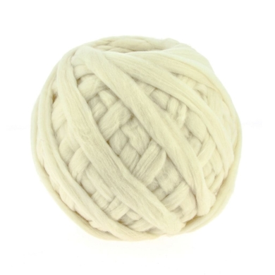 Bergere De France Waouh Wool 500g - Ecru Cream