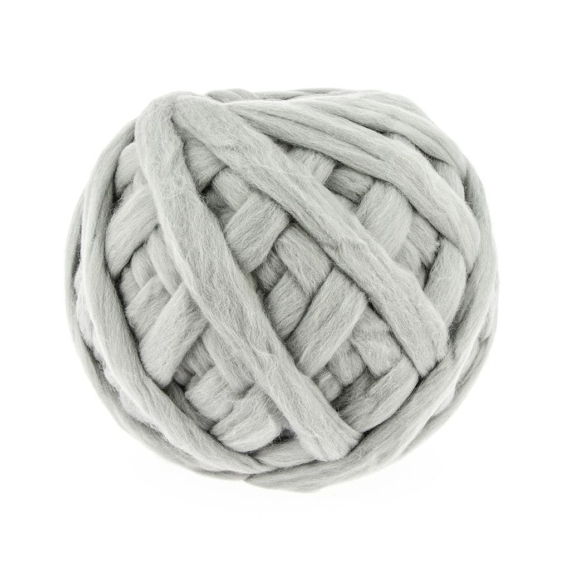 Bergere De France Waouh Wool 500g - Perle Grey