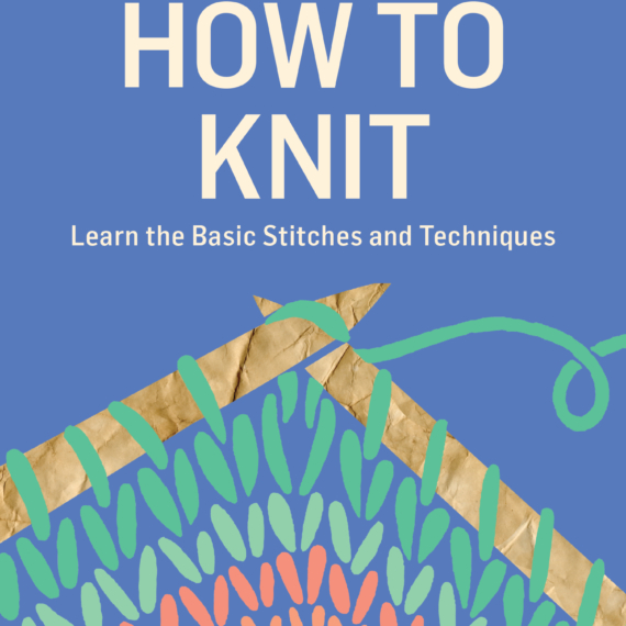 How To Knit Book